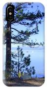 Lake Tahoe In The Morning IPhone Case