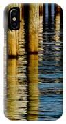 Lake Tahoe Reflection IPhone Case