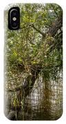 Lake Tree IPhone Case