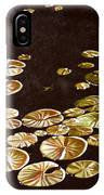 Lake Washington Lily Pad 10 IPhone Case