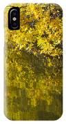 Lake Winona Autumn 12 IPhone Case