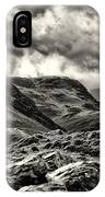 Lakeland Storm 01 IPhone Case