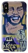 Laker Love IPhone Case