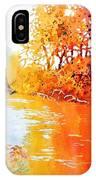 Lakescene 1 IPhone Case