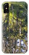 Lakeshore Reflections IPhone Case