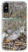Lakeshore Rocks 4 IPhone Case