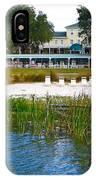 Lakeside Inn IPhone Case