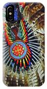 Lakota Feather Dance IPhone Case