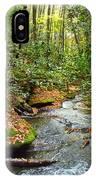 Lamance Creek  IPhone Case