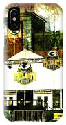 Lambeau Field - Tundra Tailgate Zone IPhone Case