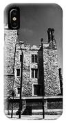 lambeth palace library London England UK IPhone Case