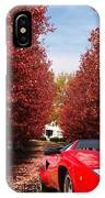 Lamborghini Maple Lane Big House IPhone Case