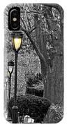 Lamp Lite IPhone Case