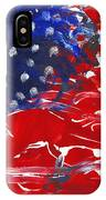 Land Of Liberty IPhone Case