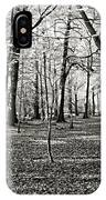 Landscape In The Woods IPhone Case