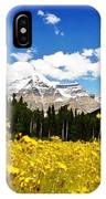 Landscape Of Canada 2 IPhone Case