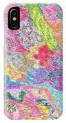 Landscape Of Color IPhone Case