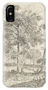 Landscape With Riders, Jan Palthe IPhone Case