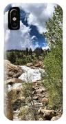Alluvial Fan Colorado IPhone Case