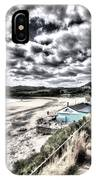 Langland Bay Painterly IPhone Case