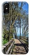 Langmoor-lister Gardens IPhone Case