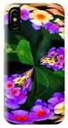 Lantana Orb IPhone Case