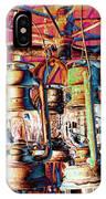 Lantern Chandelier 02 IPhone Case
