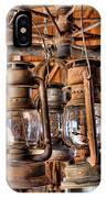 Lantern Chandelier IPhone Case