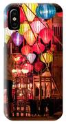 Lantern Stall 01 IPhone Case