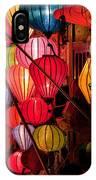 Lantern Stall 03 IPhone Case