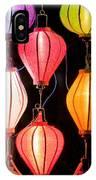 Lantern Stall 04 IPhone Case