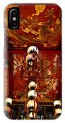 Lanterns And Dragons IPhone Case