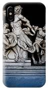 Laocoon And The Snake IPhone Case