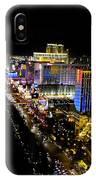 City - Las Vegas Nightlife IPhone Case