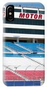 Las Vegas Speedway Grandstands IPhone Case