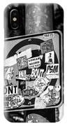 Las Vegas Sticker Sign IPhone Case