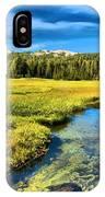Lassen Reflections IPhone Case