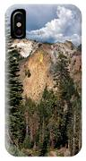 Lassen Volcanic IPhone Case