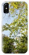 Last Bit Of Green IPhone Case