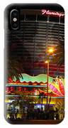 Las Vegas - The Flamingo Panoramic IPhone Case
