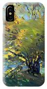 Late Afternoon By The River IPhone Case