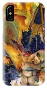 The Magic Of Autumn IPhone Case