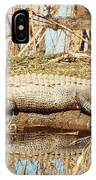 Later Gator IPhone Case