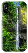 Latourelle Falls IPhone Case