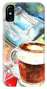 Latte Macchiato In Italy 01 IPhone Case