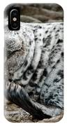 Laughing Seal IPhone Case