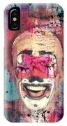 Laughter I Purge  IPhone Case