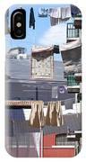 Laundry Ix Color Venice Italy IPhone Case