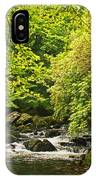 Lauragh River West Cork IPhone Case