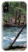 Laurel Hill Creek Hemlock Overlook IPhone Case